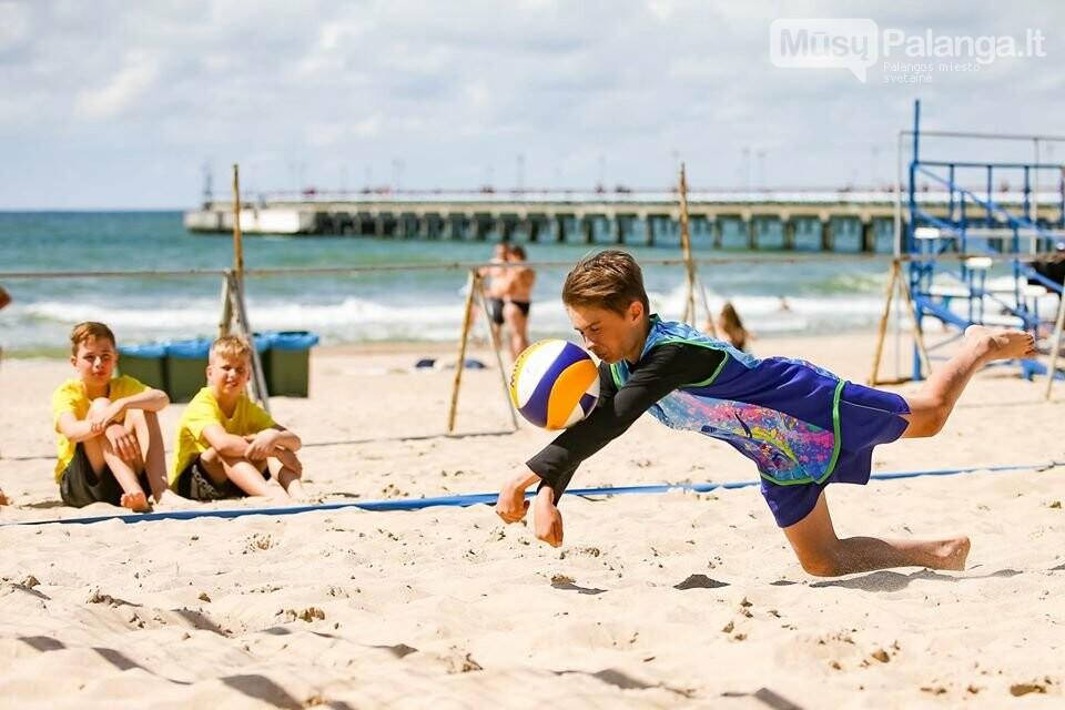 Palangoje pasibaigus U-14 ir U-16 jaunimo paplūdimio tinklinio čempionatui emocijos dar nenuslūgo, nuotrauka-3, Mato Baranausko nuotr.