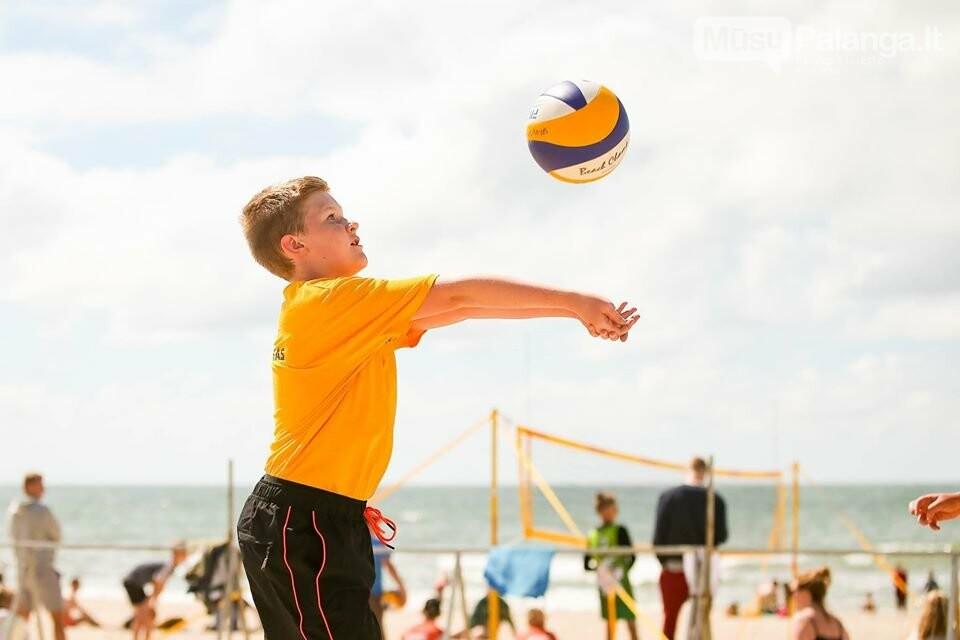 Palangoje pasibaigus U-14 ir U-16 jaunimo paplūdimio tinklinio čempionatui emocijos dar nenuslūgo, nuotrauka-8, Mato Baranausko nuotr.