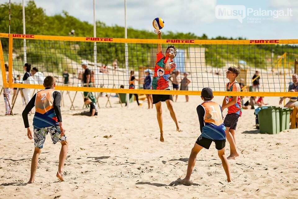 Palangoje pasibaigus U-14 ir U-16 jaunimo paplūdimio tinklinio čempionatui emocijos dar nenuslūgo, nuotrauka-9, Mato Baranausko nuotr.
