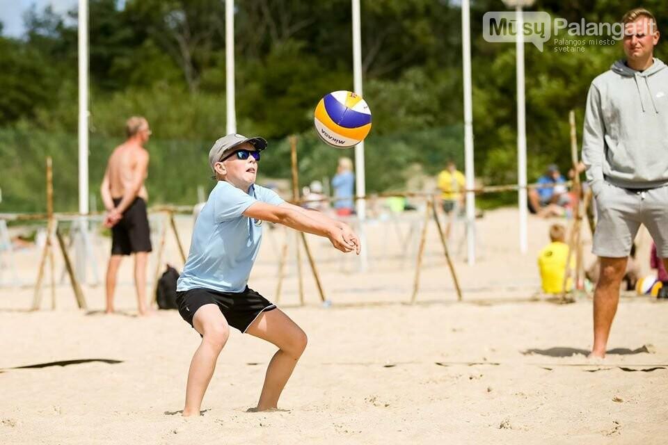 Palangoje pasibaigus U-14 ir U-16 jaunimo paplūdimio tinklinio čempionatui emocijos dar nenuslūgo, nuotrauka-11, Mato Baranausko nuotr.