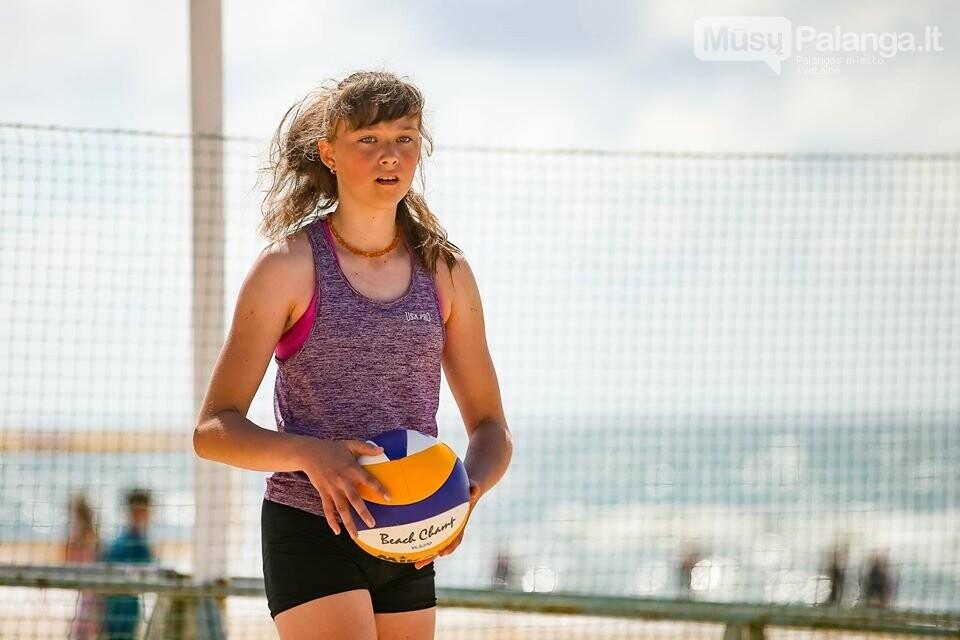 Palangoje pasibaigus U-14 ir U-16 jaunimo paplūdimio tinklinio čempionatui emocijos dar nenuslūgo, nuotrauka-12, Mato Baranausko nuotr.