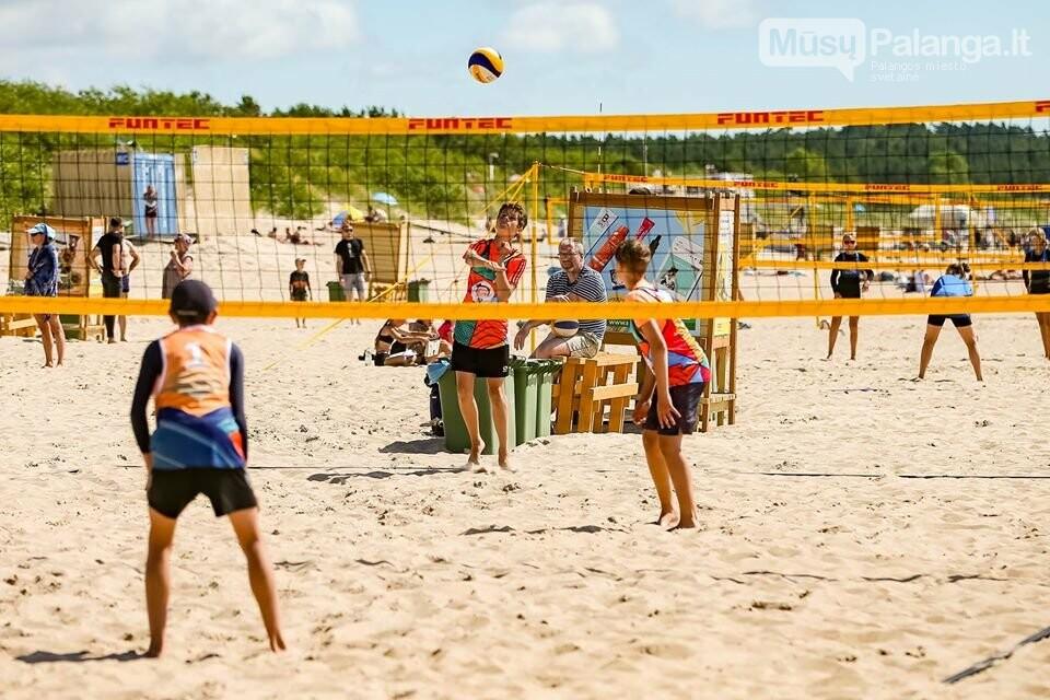 Palangoje pasibaigus U-14 ir U-16 jaunimo paplūdimio tinklinio čempionatui emocijos dar nenuslūgo, nuotrauka-14, Mato Baranausko nuotr.