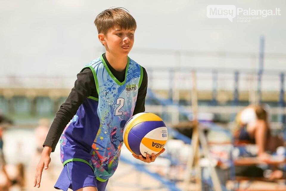 Palangoje pasibaigus U-14 ir U-16 jaunimo paplūdimio tinklinio čempionatui emocijos dar nenuslūgo, nuotrauka-16, Mato Baranausko nuotr.