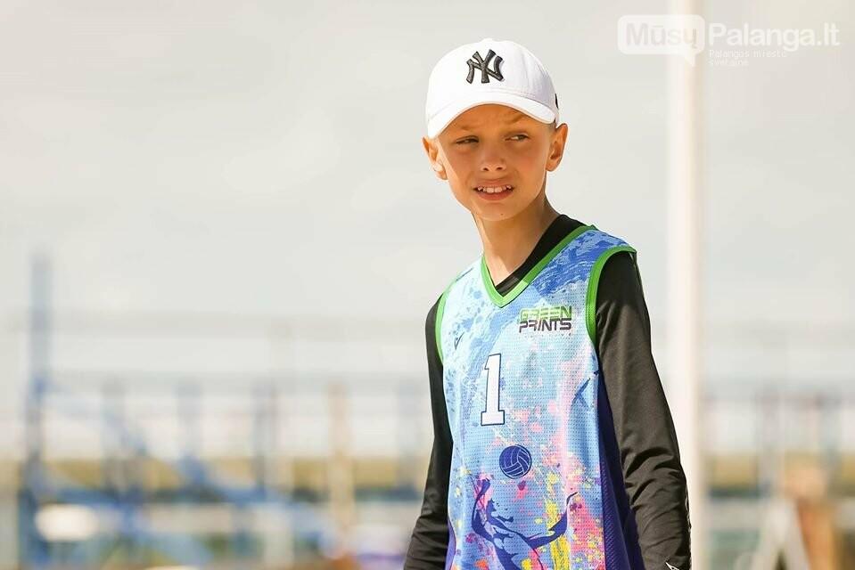 Palangoje pasibaigus U-14 ir U-16 jaunimo paplūdimio tinklinio čempionatui emocijos dar nenuslūgo, nuotrauka-17, Mato Baranausko nuotr.