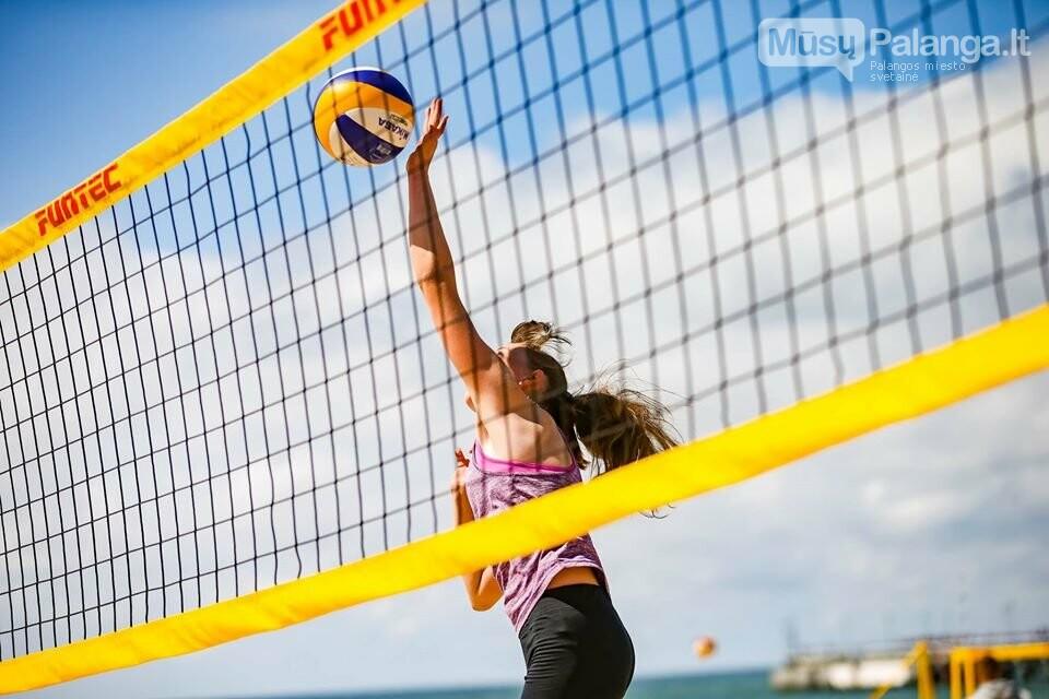 Palangoje pasibaigus U-14 ir U-16 jaunimo paplūdimio tinklinio čempionatui emocijos dar nenuslūgo, nuotrauka-24, Mato Baranausko nuotr.