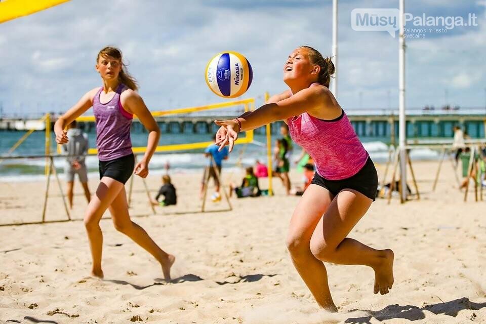 Palangoje pasibaigus U-14 ir U-16 jaunimo paplūdimio tinklinio čempionatui emocijos dar nenuslūgo, nuotrauka-22, Mato Baranausko nuotr.