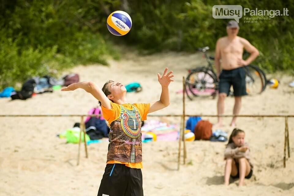 Palangoje pasibaigus U-14 ir U-16 jaunimo paplūdimio tinklinio čempionatui emocijos dar nenuslūgo, nuotrauka-19, Mato Baranausko nuotr.