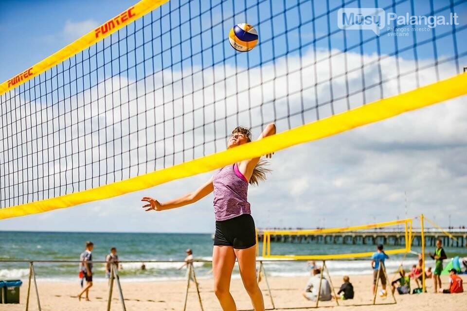 Palangoje pasibaigus U-14 ir U-16 jaunimo paplūdimio tinklinio čempionatui emocijos dar nenuslūgo, nuotrauka-29, Mato Baranausko nuotr.