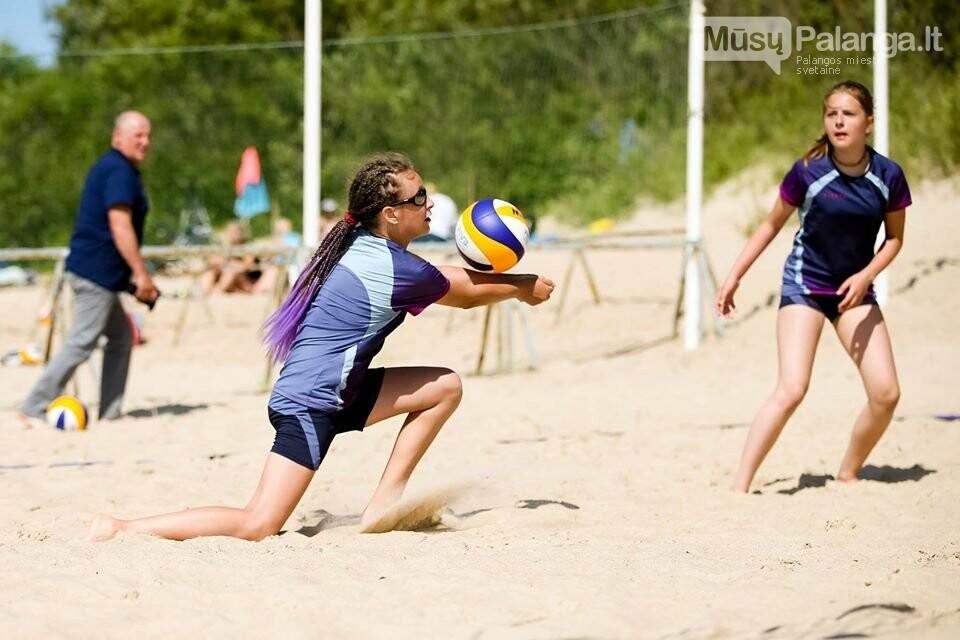 Palangoje pasibaigus U-14 ir U-16 jaunimo paplūdimio tinklinio čempionatui emocijos dar nenuslūgo, nuotrauka-30, Mato Baranausko nuotr.