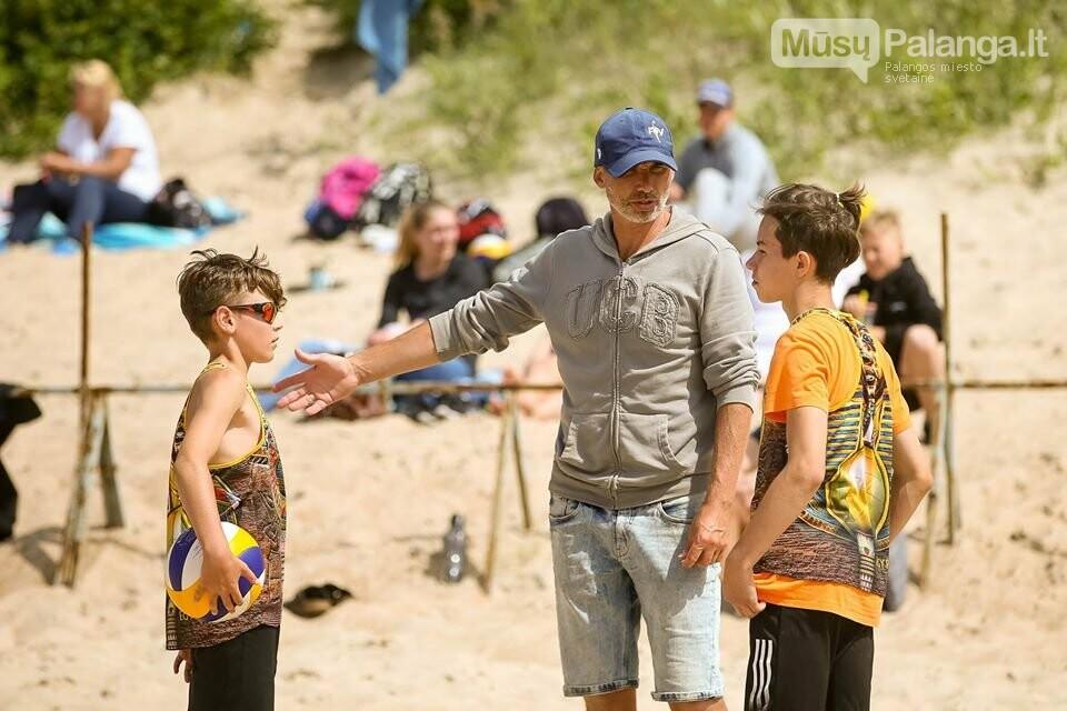 Palangoje pasibaigus U-14 ir U-16 jaunimo paplūdimio tinklinio čempionatui emocijos dar nenuslūgo, nuotrauka-31, Mato Baranausko nuotr.