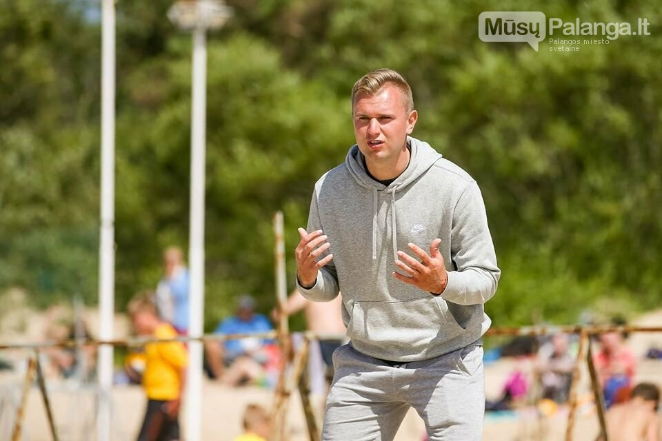 Palangoje pasibaigus U-14 ir U-16 jaunimo paplūdimio tinklinio čempionatui emocijos dar nenuslūgo, nuotrauka-37, Mato Baranausko nuotr.
