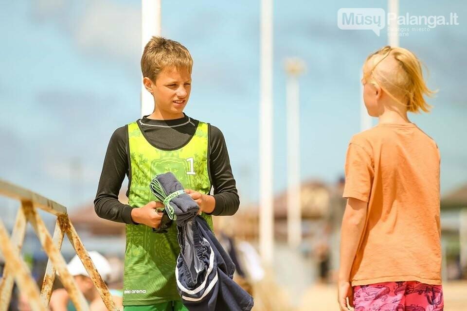 Palangoje pasibaigus U-14 ir U-16 jaunimo paplūdimio tinklinio čempionatui emocijos dar nenuslūgo, nuotrauka-38, Mato Baranausko nuotr.