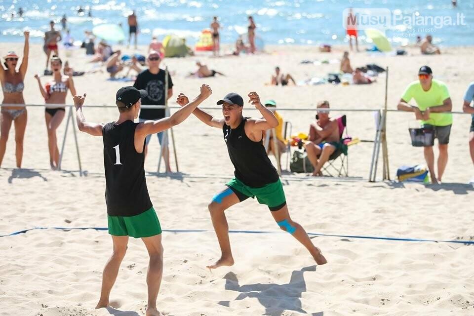 Palangoje pasibaigus U-14 ir U-16 jaunimo paplūdimio tinklinio čempionatui emocijos dar nenuslūgo, nuotrauka-40, Mato Baranausko nuotr.