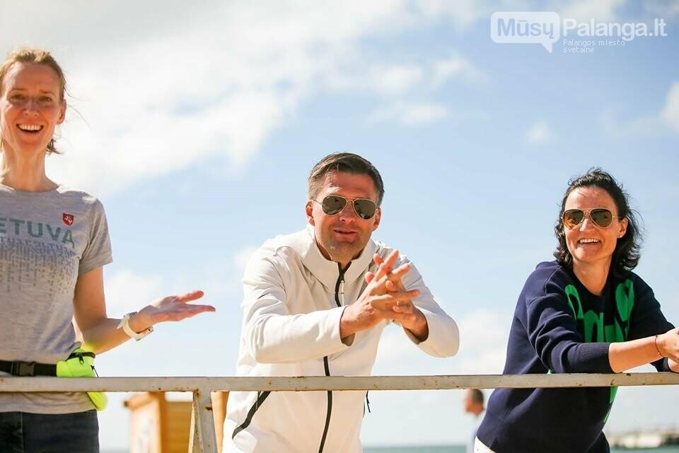 Palangoje pasibaigus U-14 ir U-16 jaunimo paplūdimio tinklinio čempionatui emocijos dar nenuslūgo, nuotrauka-41, Mato Baranausko nuotr.