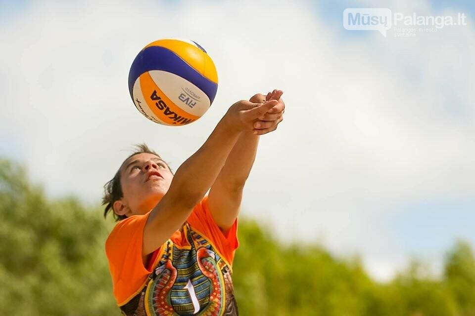 Palangoje pasibaigus U-14 ir U-16 jaunimo paplūdimio tinklinio čempionatui emocijos dar nenuslūgo, nuotrauka-48, Mato Baranausko nuotr.
