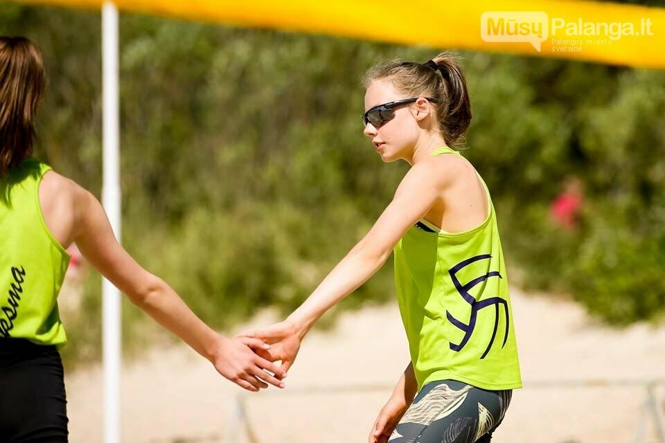 Palangoje pasibaigus U-14 ir U-16 jaunimo paplūdimio tinklinio čempionatui emocijos dar nenuslūgo, nuotrauka-46, Mato Baranausko nuotr.