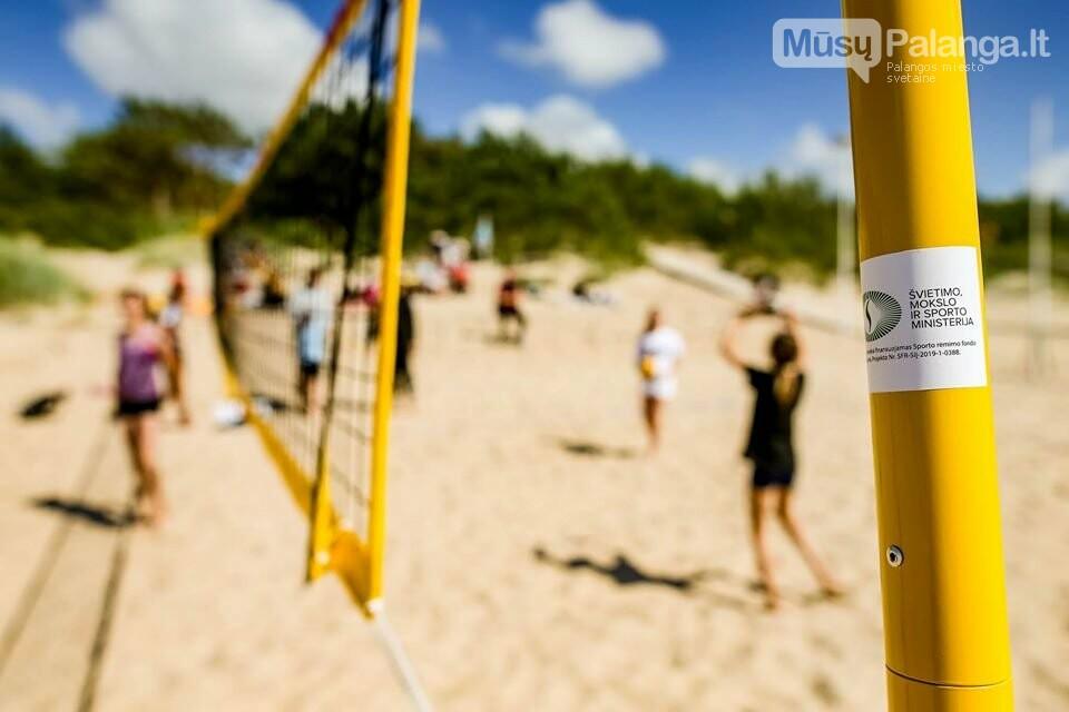 Palangoje pasibaigus U-14 ir U-16 jaunimo paplūdimio tinklinio čempionatui emocijos dar nenuslūgo, nuotrauka-49, Mato Baranausko nuotr.