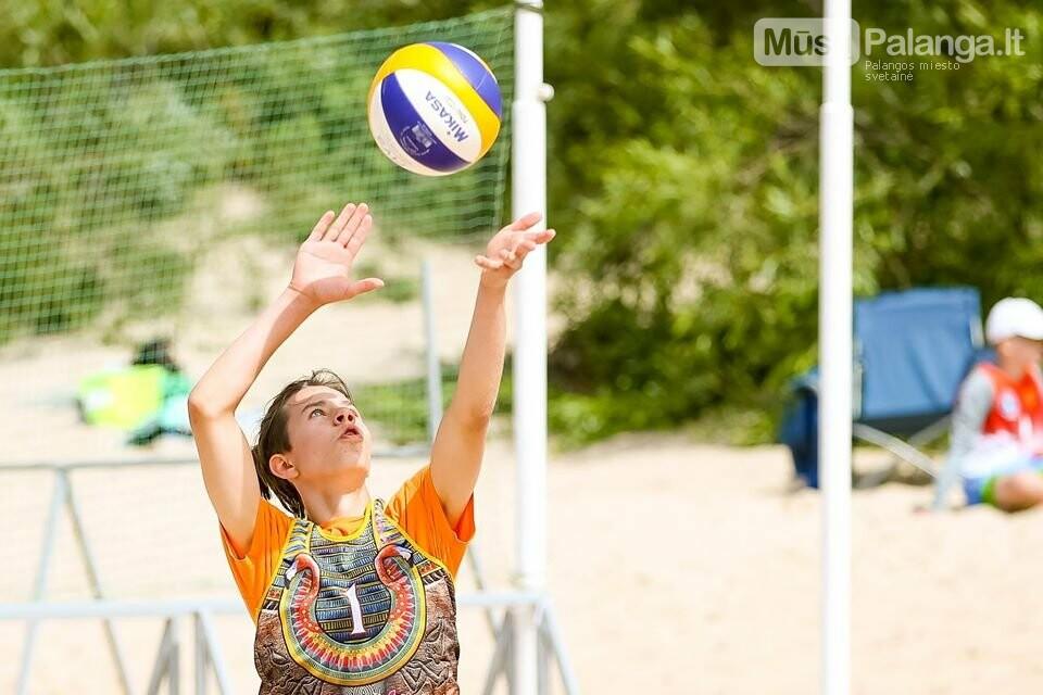 Palangoje pasibaigus U-14 ir U-16 jaunimo paplūdimio tinklinio čempionatui emocijos dar nenuslūgo, nuotrauka-50, Mato Baranausko nuotr.