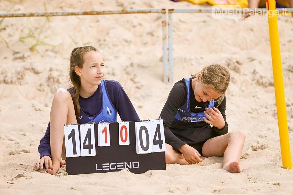 Palangoje pasibaigus U-14 ir U-16 jaunimo paplūdimio tinklinio čempionatui emocijos dar nenuslūgo, nuotrauka-54, Mato Baranausko nuotr.