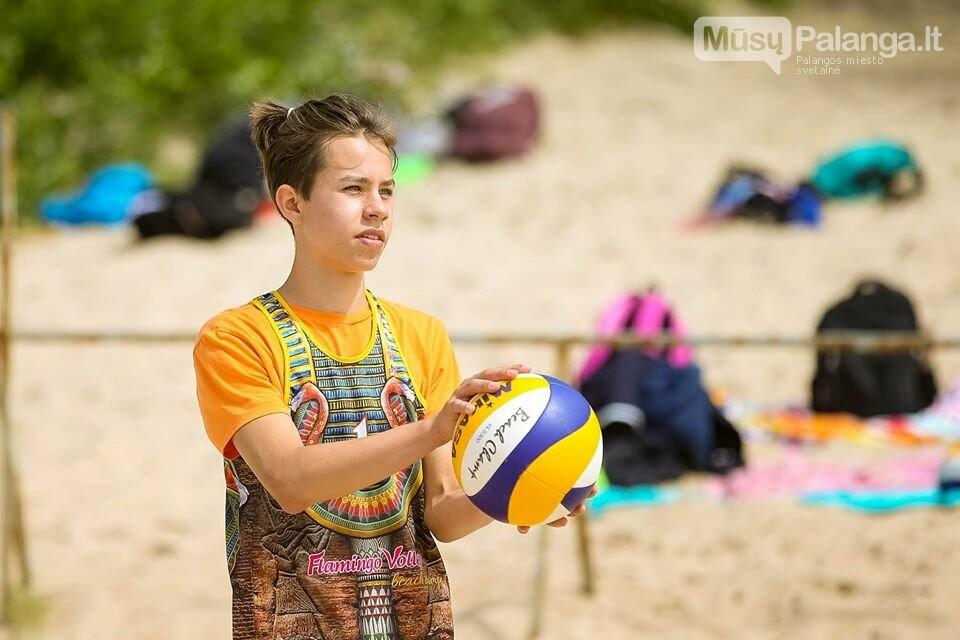 Palangoje pasibaigus U-14 ir U-16 jaunimo paplūdimio tinklinio čempionatui emocijos dar nenuslūgo, nuotrauka-60, Mato Baranausko nuotr.