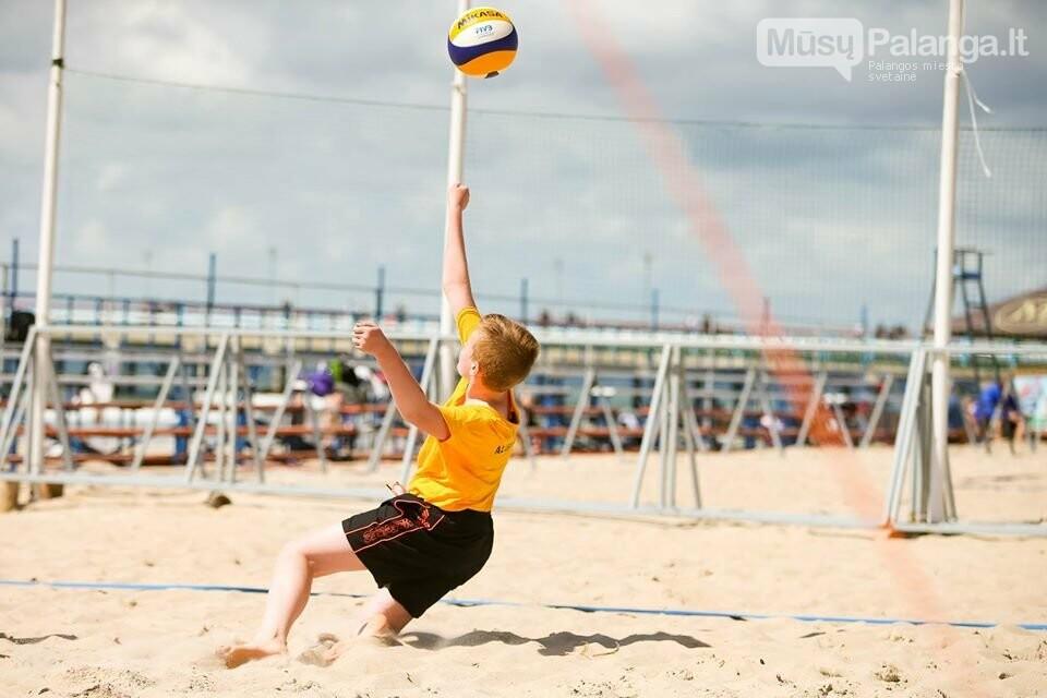 Palangoje pasibaigus U-14 ir U-16 jaunimo paplūdimio tinklinio čempionatui emocijos dar nenuslūgo, nuotrauka-56, Mato Baranausko nuotr.