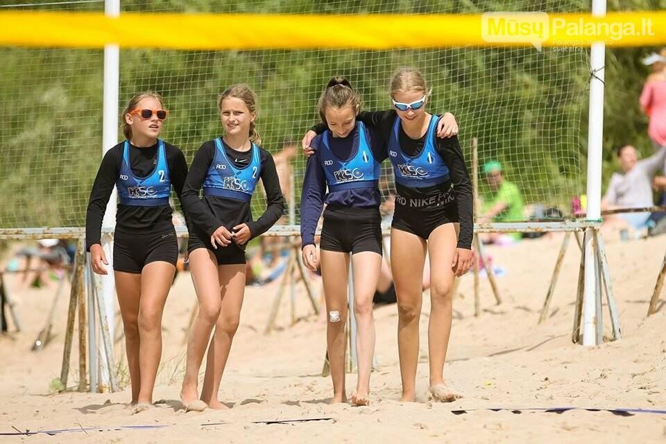 Palangoje pasibaigus U-14 ir U-16 jaunimo paplūdimio tinklinio čempionatui emocijos dar nenuslūgo, nuotrauka-61, Mato Baranausko nuotr.