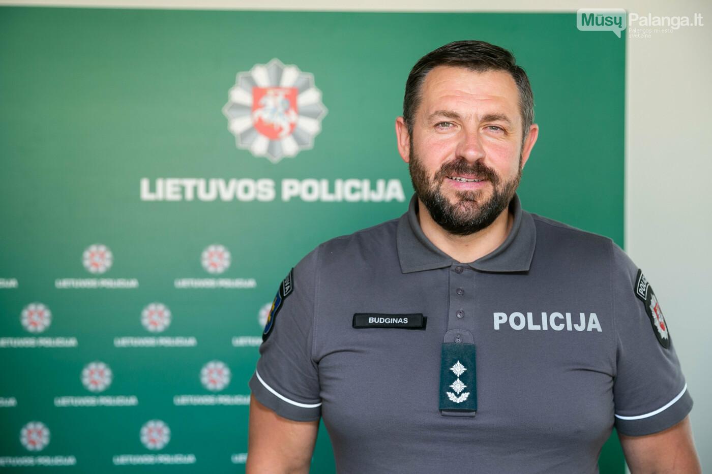 Žemaičiuojantis Palangos policijos vadas – apie čeburekų legalizaciją, paryčių..., nuotrauka-1, Žygimanto Gedvilos / 15min nuotr. / Algirdas Budginas