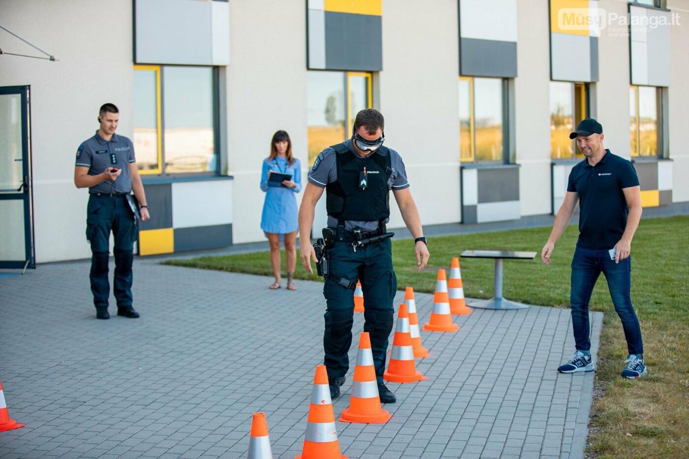 Išrinkta geriausia Klaipėdos apskrities policijos pareigūnų komanda, nuotrauka-1