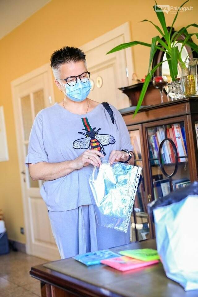 Palangos verslininkai neabejingi  vaikams sergantiems onkologinėmis ligomis, nuotrauka-6
