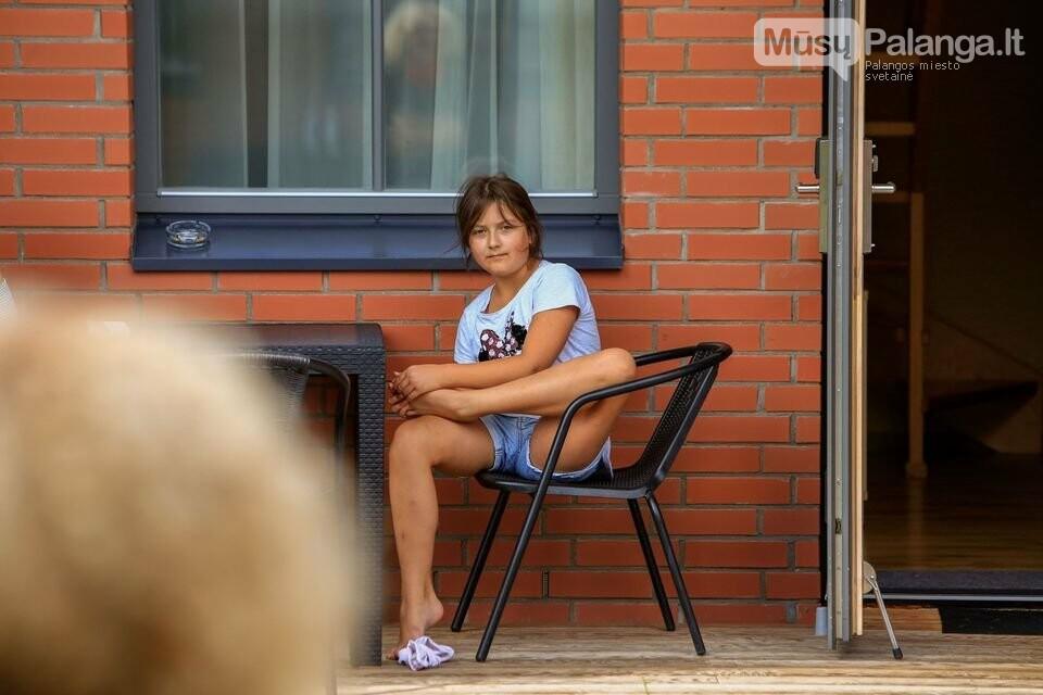 Palangos verslininkai neabejingi  vaikams sergantiems onkologinėmis ligomis, nuotrauka-37