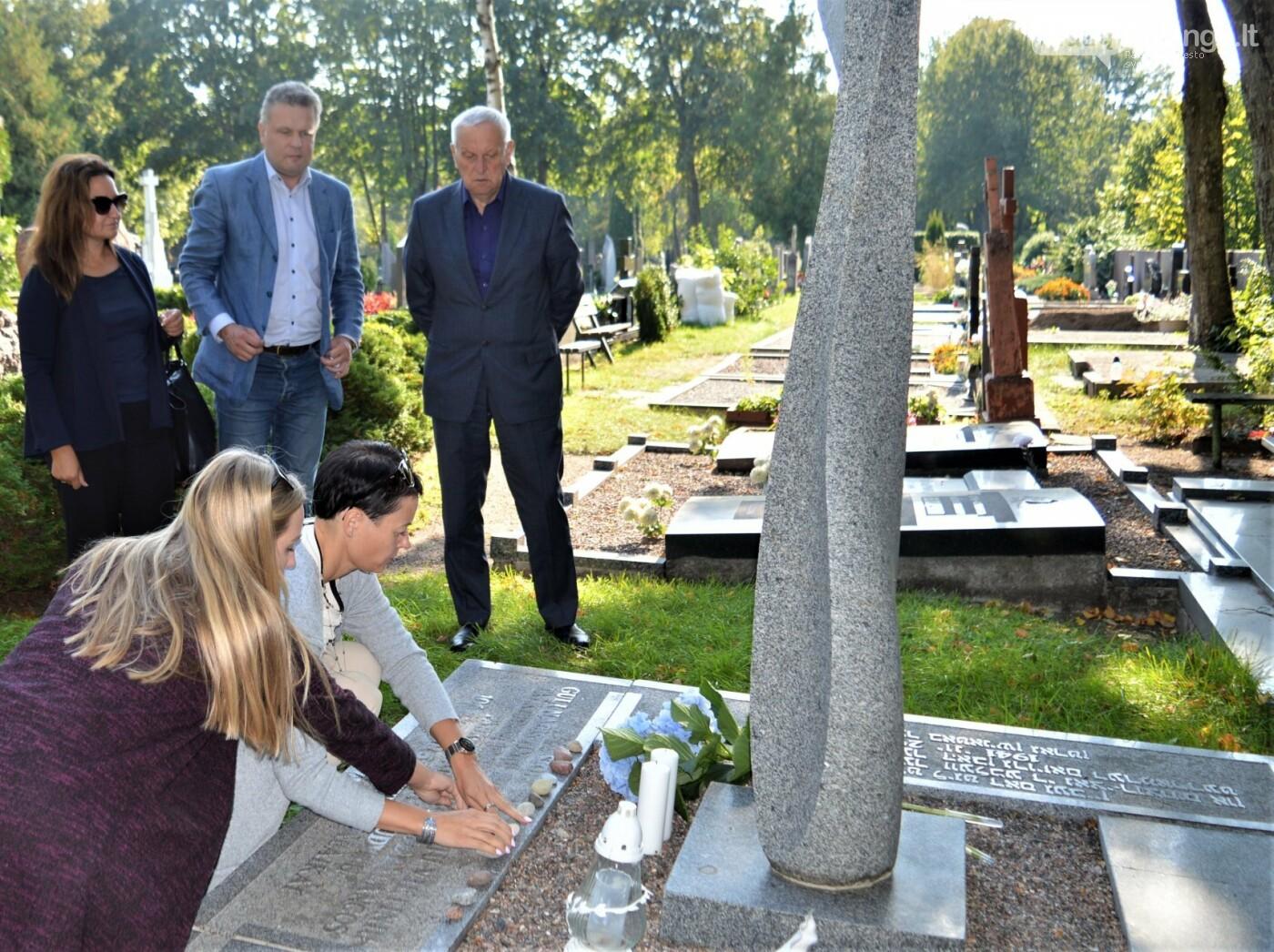 Palangoje pagerbtas Lietuvos žydų genocido aukų atminimas, nuotrauka-1
