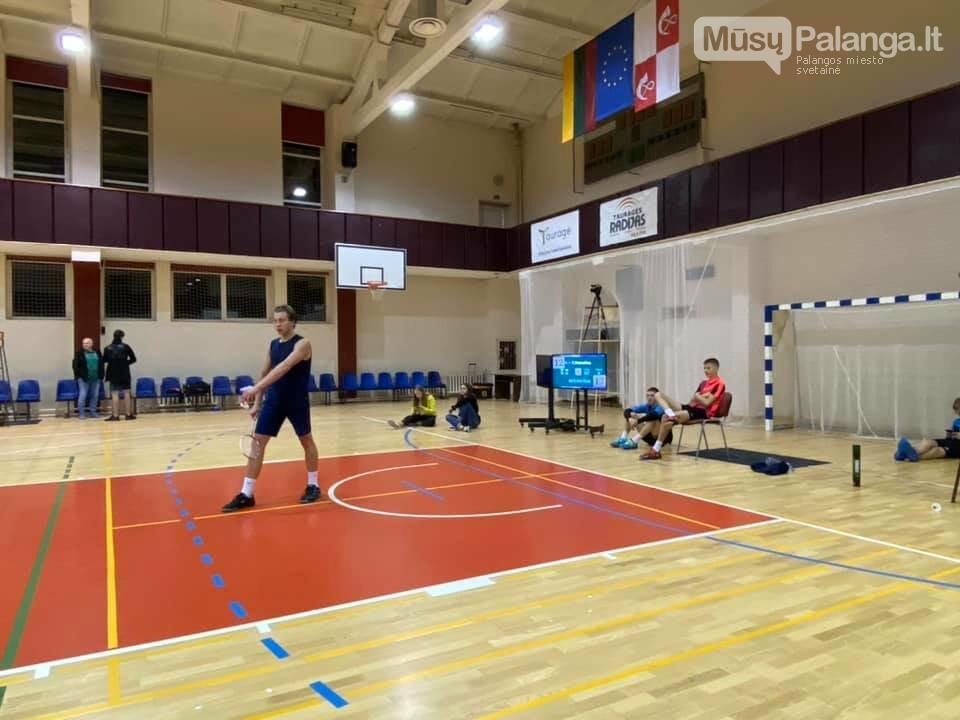 Iš Lietuvos jaunių iki 19 metų asmeninio badmintono čempionato Palangai parvežė sidabrą ir bronzą, nuotrauka-1