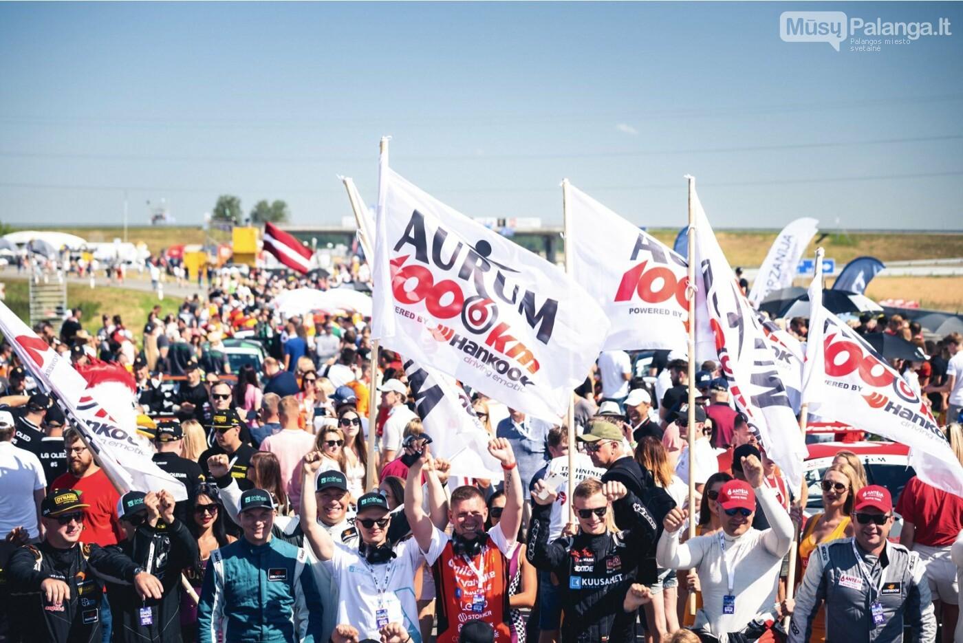 "22-osios ""Aurum 1006 km lenktynės"" – 2021 m liepos 14-17 d.d. , nuotrauka-17, Vytauto PILKAUSKO, Arno STRUMILOS ir Gedmanto KROPIO nuotr."