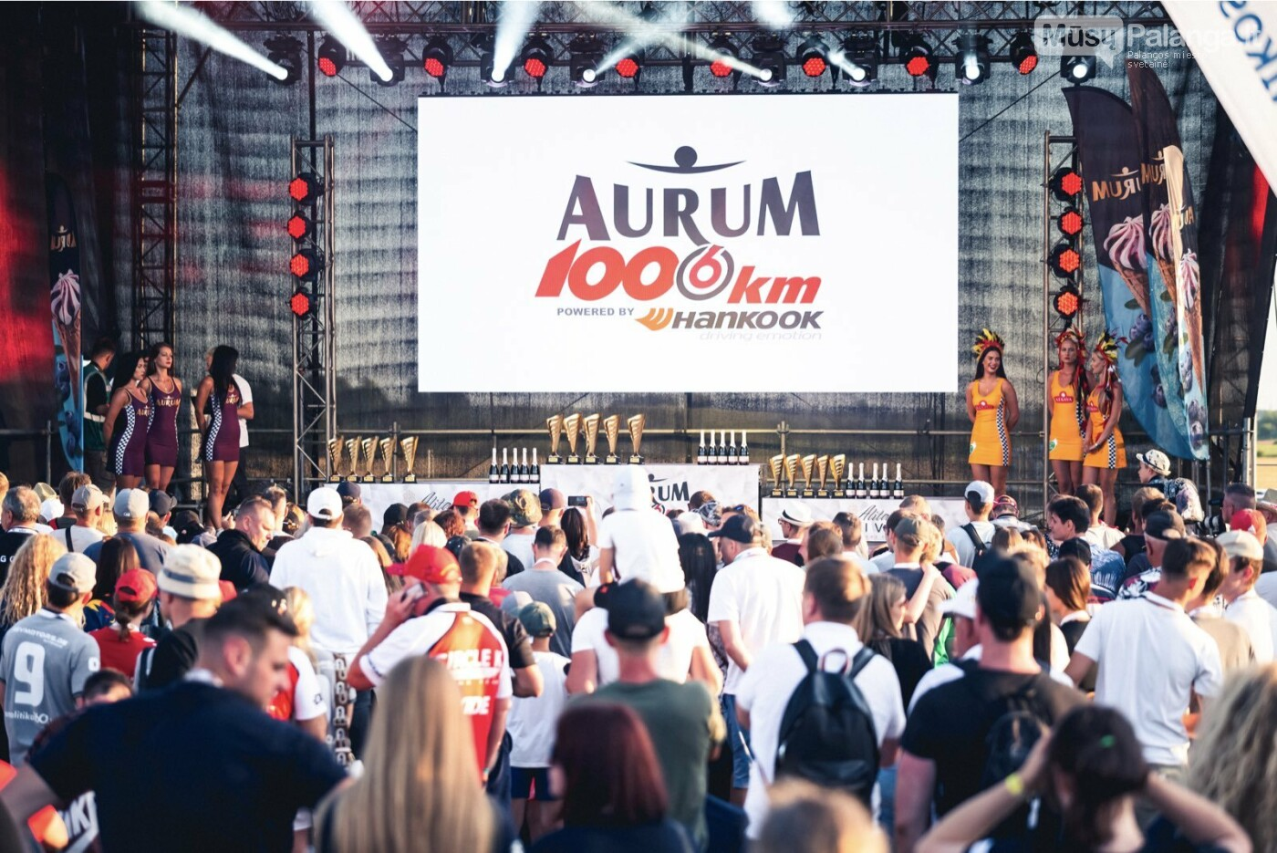 "22-osios ""Aurum 1006 km lenktynės"" – 2021 m liepos 14-17 d.d. , nuotrauka-12, Vytauto PILKAUSKO, Arno STRUMILOS ir Gedmanto KROPIO nuotr."