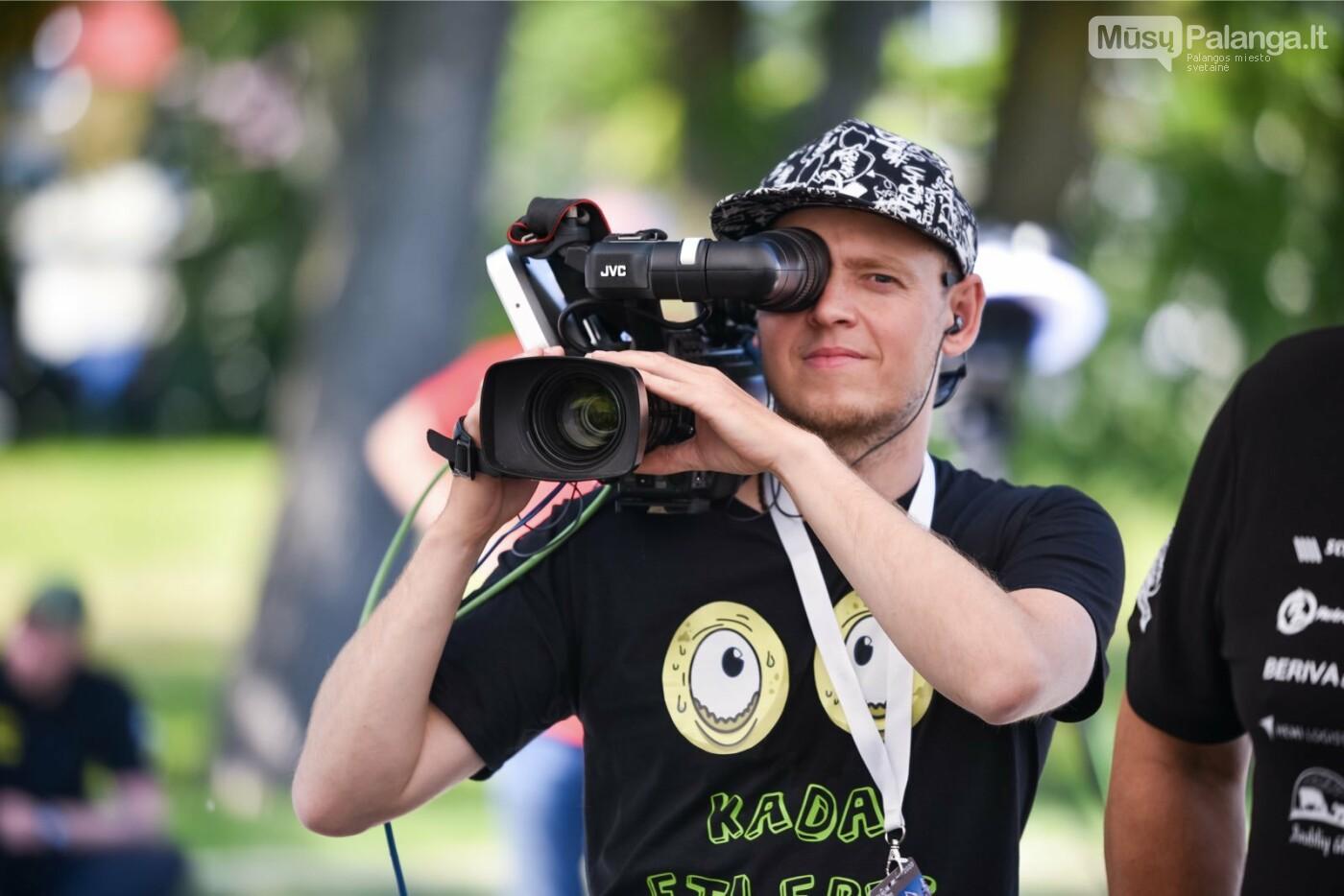 "22-osios ""Aurum 1006 km lenktynės"" – 2021 m liepos 14-17 d.d. , nuotrauka-10, Vytauto PILKAUSKO, Arno STRUMILOS ir Gedmanto KROPIO nuotr."