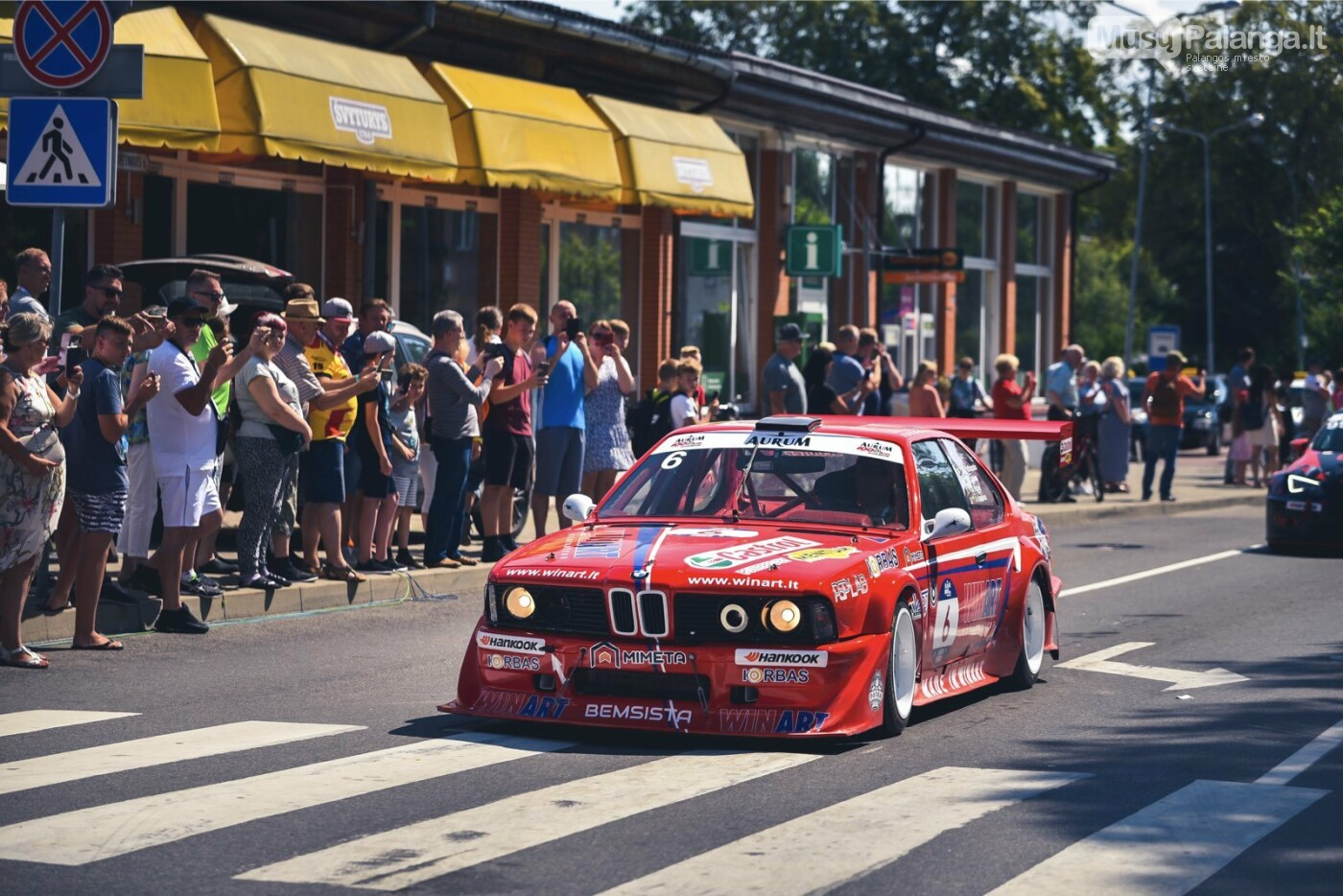 "22-osios ""Aurum 1006 km lenktynės"" – 2021 m liepos 14-17 d.d. , nuotrauka-9, Vytauto PILKAUSKO, Arno STRUMILOS ir Gedmanto KROPIO nuotr."
