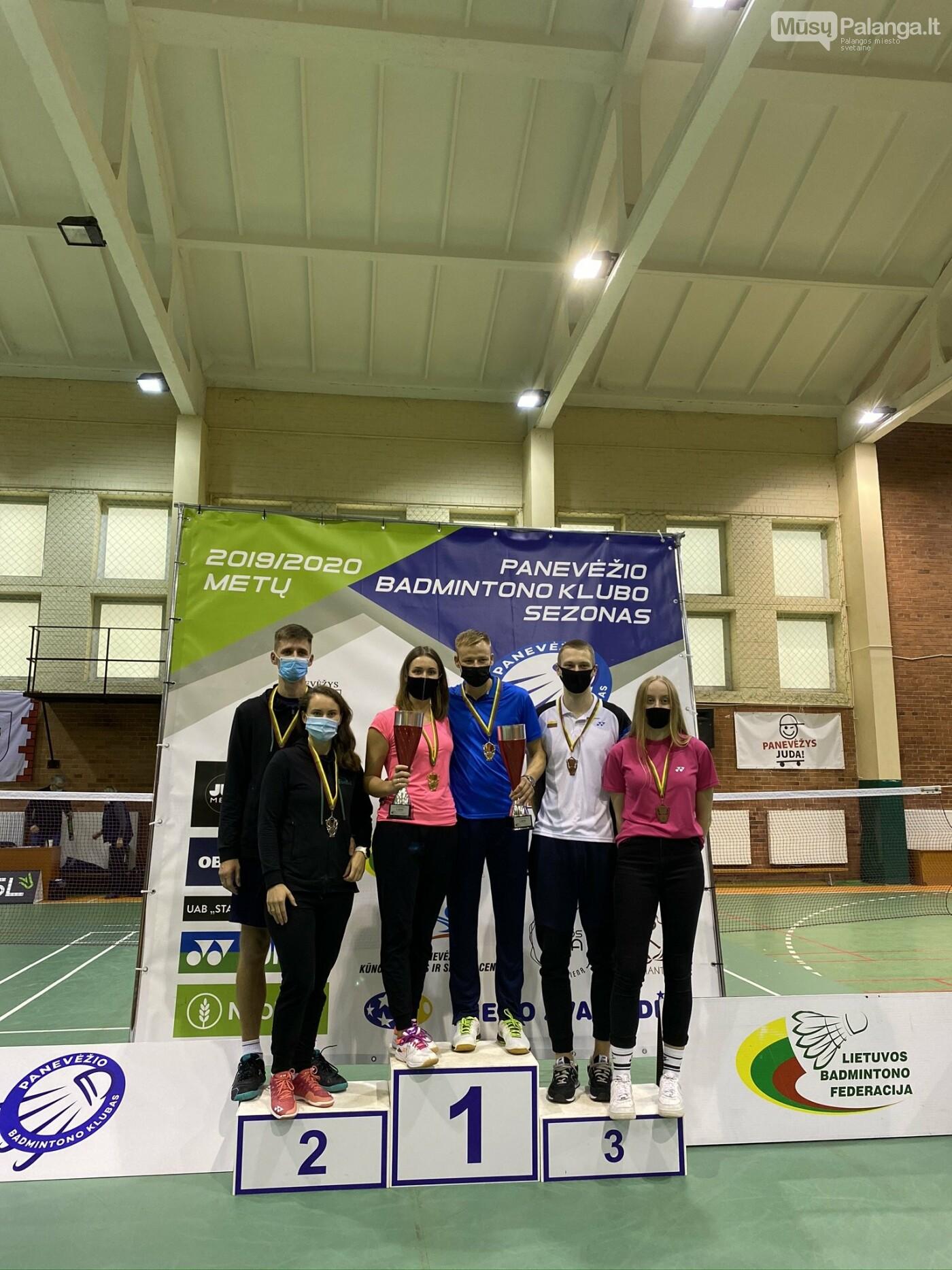 58-ame Lietuvos suaugusių asmeniniame badmintono čempionate pirma vieta!, nuotrauka-2