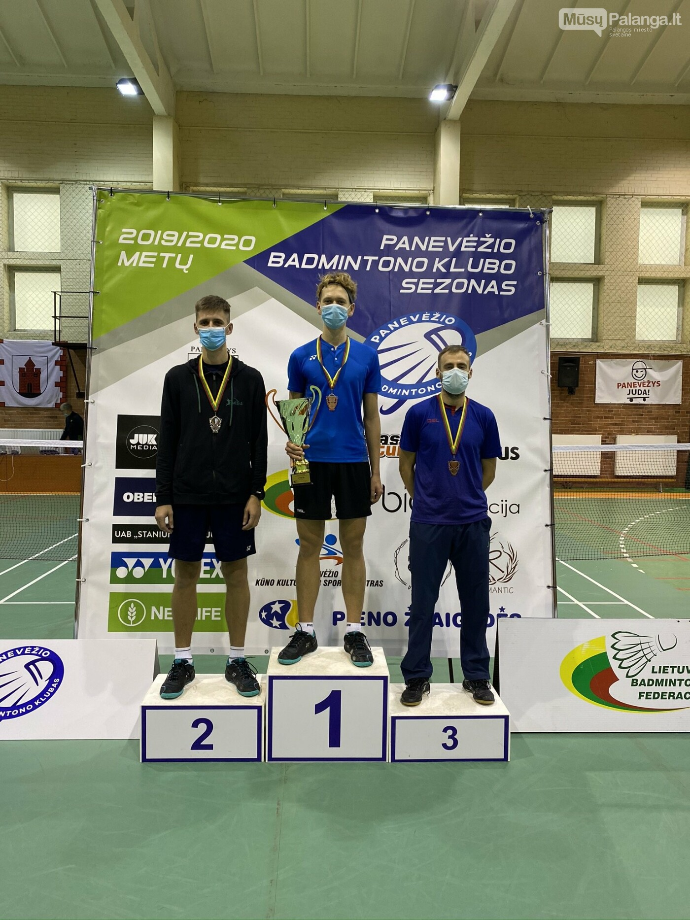 58-ame Lietuvos suaugusių asmeniniame badmintono čempionate pirma vieta!, nuotrauka-3