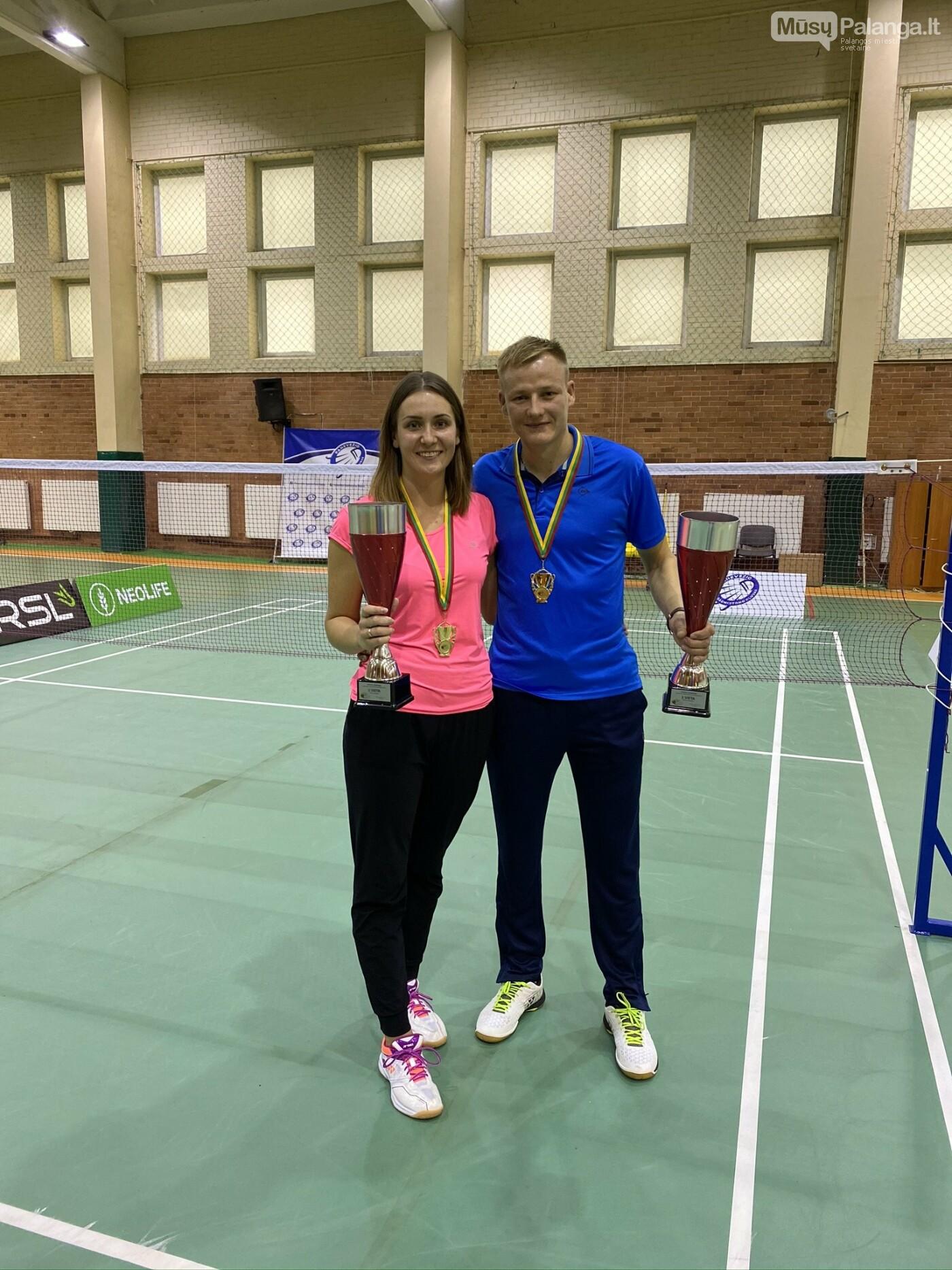 58-ame Lietuvos suaugusių asmeniniame badmintono čempionate pirma vieta!, nuotrauka-5