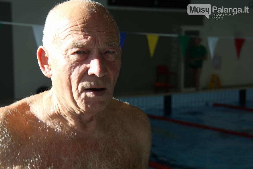 Plaukimo varžybose Palangoje ant garbės pakylos kopė ir olimpietis, ir pasaulio čempionas, nuotrauka-2, Kauno plaukimo federacijos nuotr.