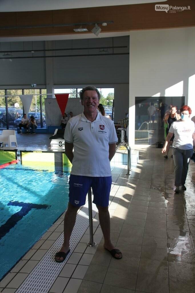 Plaukimo varžybose Palangoje ant garbės pakylos kopė ir olimpietis, ir pasaulio čempionas, nuotrauka-5, Kauno plaukimo federacijos nuotr.