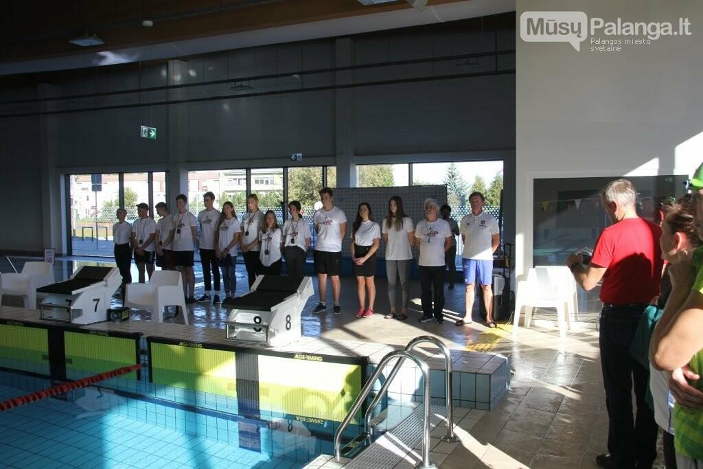 Plaukimo varžybose Palangoje ant garbės pakylos kopė ir olimpietis, ir pasaulio čempionas, nuotrauka-6, Kauno plaukimo federacijos nuotr.