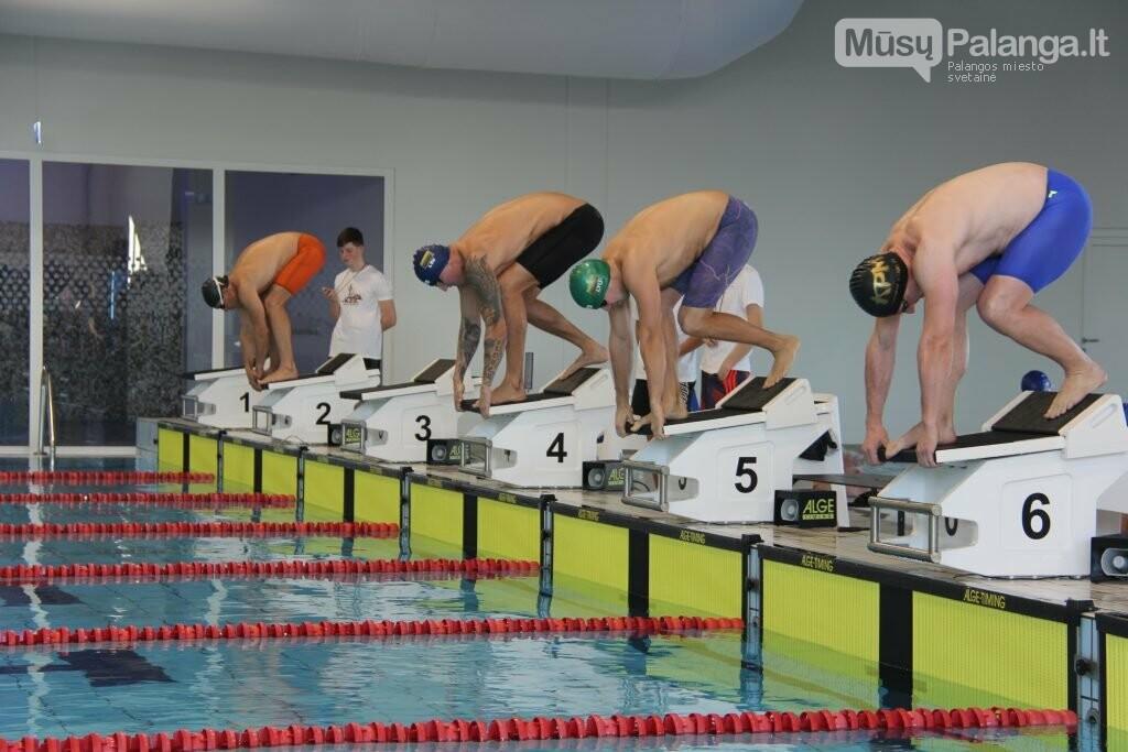 Plaukimo varžybose Palangoje ant garbės pakylos kopė ir olimpietis, ir pasaulio čempionas, nuotrauka-8, Kauno plaukimo federacijos nuotr.