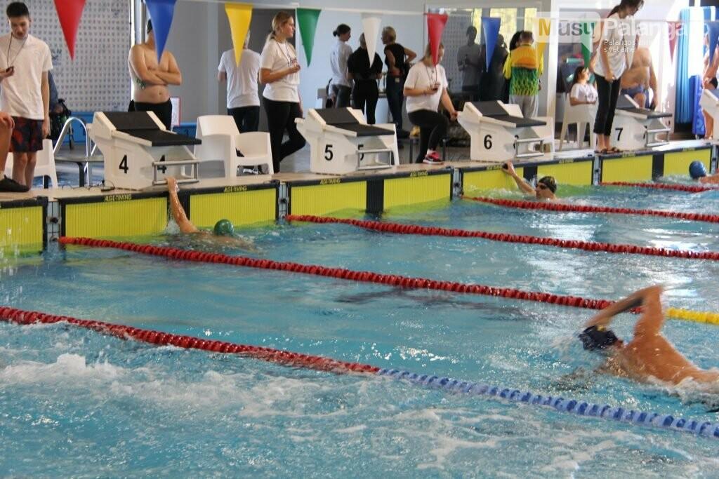 Plaukimo varžybose Palangoje ant garbės pakylos kopė ir olimpietis, ir pasaulio čempionas, nuotrauka-9, Kauno plaukimo federacijos nuotr.