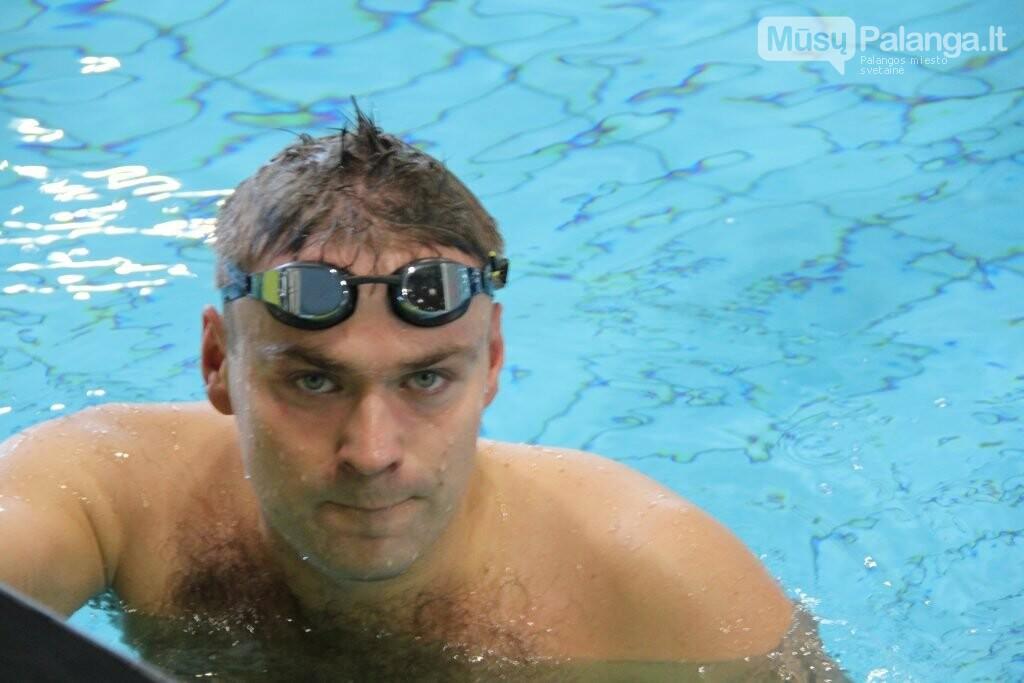 Plaukimo varžybose Palangoje ant garbės pakylos kopė ir olimpietis, ir pasaulio čempionas, nuotrauka-11, Kauno plaukimo federacijos nuotr.