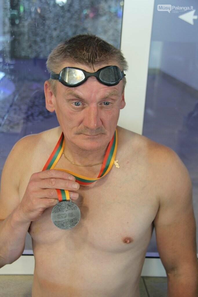 Plaukimo varžybose Palangoje ant garbės pakylos kopė ir olimpietis, ir pasaulio čempionas, nuotrauka-12, Kauno plaukimo federacijos nuotr.