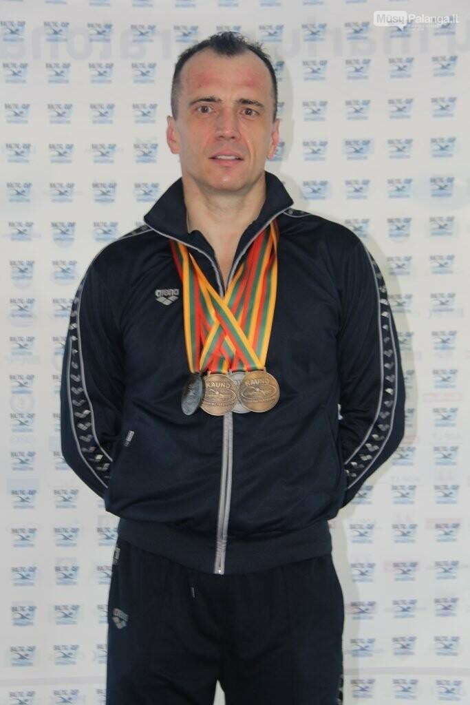 Plaukimo varžybose Palangoje ant garbės pakylos kopė ir olimpietis, ir pasaulio čempionas, nuotrauka-14, Kauno plaukimo federacijos nuotr.