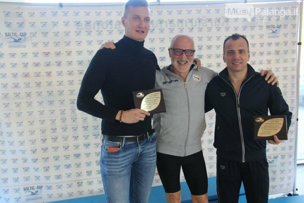 Plaukimo varžybose Palangoje ant garbės pakylos kopė ir olimpietis, ir pasaulio čempionas, nuotrauka-17, Kauno plaukimo federacijos nuotr.