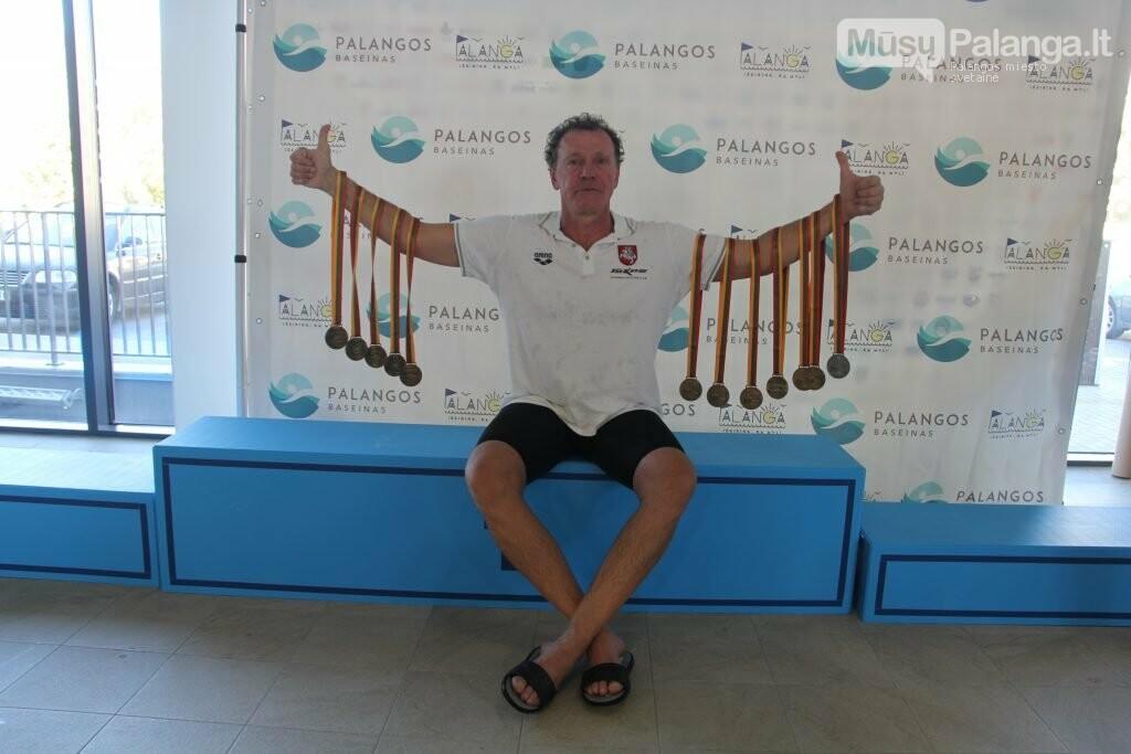 Plaukimo varžybose Palangoje ant garbės pakylos kopė ir olimpietis, ir pasaulio čempionas, nuotrauka-20, Kauno plaukimo federacijos nuotr.