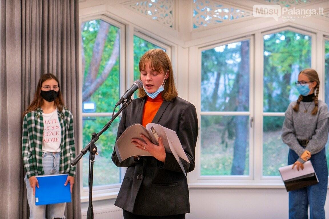 Į Palangą vėl rinkosi jaunieji poetai, nuotrauka-6